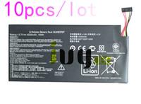 10 pcs / lot 100% original 4325mah C11-ME370T C11 ME370T batterie pour google ASUS Nexus7 Nexus 7 Tablet PC Batteries