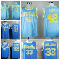 62a793e8c ... UCLA Bruins College Basketball Jerseys 42 Kevin Love 33 Kareem Abdul  Jabbar 0 Russell Westbrook 31 ...