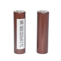 Authentic HG2 18650 Battery 3000mah 35A Max Discharge High D...