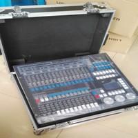 Бесплатная доставка с полета случае Kingkong 1024 консоли этап огни DMX контроллер DJ контроллер DJ оборудование