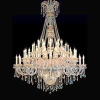 современные большие люстры хрустальные подвески для люстры гостиная лампы люстры de cristal крытый огни большая люстра введите номер лампы