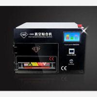 TBK-508 Aggiornamento intelligente 5 in 1 pannello touch screen LCD vuoto OCA laminazione macchina con Bubble Remover dhl spedizione gratuita