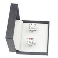 Ювелирная упаковка дисплей запонки ожерелье коробка геометрический квадрат персонализированные индивидуальный дизайн черный мужской логотип печати запонки коробка много