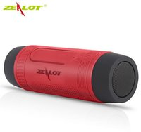 Zealot S1 Bluetooth Speakers Hand Free HD Stereo FM Radio LE...