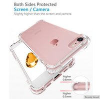 2019 Air Cushion Anti- knock Soft TPU Case Transparent Full P...
