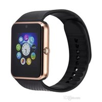 GT08 Bluetooth Smart Watch with SIM Card Slot and TF Health ...