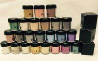 10 pz Spedizione gratuita di buona qualità più basso più basso più nuovo prodotto più nuovo 7.5g pigmento ombretto nome inglese e numero casuale misto inviare regalo