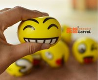 Emoji Faces Squeeze Stress Ball Hand Wrist Finger Exercise S...