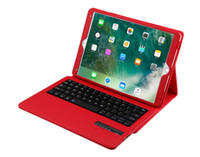 Nuovo 2017 Wireless Bluetooth Keyboard + PU Custodia protettiva in pelle per ipad pro 10.5 ""