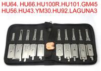 10pcs / set Smart Auto 2 en 1 décodeur et verrouillage sélectionne les modèles de voitures européennes 10pcs utiliser pour HU64 HU66 HU100R HU101 ect