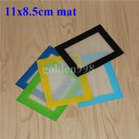 курение dogo Оптовая небольшие размеры антипригарным силиконовые pad силиконовые выпечки мат антипригарным красочные силиконовые мат dab pad