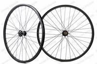 Бесплатная доставка углерода велосипед колеса hookless 29er горный велосипед wheelset 29 дюймов MTB велосипед AM / XC супер свет углерода колесная