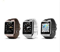 Newest QW09 Bluetooth Smart Watch Clock Android 4. 4 MTK6572 ...