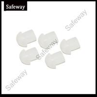 10 pçs / lote walkie talkie cogumelo botão de orelha De Silicone para dois sentidos de rádio tubo acústico fone de ouvido tubo de ar fone de ouvido substituição frete grátis
