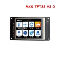 Parti di stampante 3D Freeshipping Display controller intelligente MKS TFT32 V2.0 3.2 pollici touch screen supporto APP / BT / editing per MKS smoothieboard