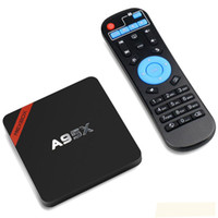 A95X Android 6. 0 TV Box Amlogic S905X Quad core 1G 8G Suppor...