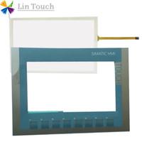 NOVA KTP700 6AV2123-2GB03-0AX0 6AV2 123-2GB03-0AX0 HMI PLC TouchScreen E Interruptor de Membrana tela de Toque E teclado Da Membrana