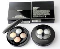 Sıcak Yeni Makyaj Göz Farı Paleti 4 Renk Göz Farı Ücretsiz Kargo