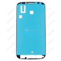 1000 ADET Önceden Kesilmiş 3 M Yapıştırıcı Tutkal Etiket Bant Samsung Galaxy için S3 S4 S5 Not 2 Not 3 Not 4 Ön Konut Çerçeve