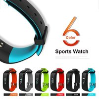 P1 Smart Bracelet Heart Rate Blood Pressure Monitor Movement...