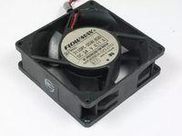 Freies Verschiffen für NMB 3110PL-05W-B30 DC 24V 0.11A 2-Draht 2-pin Stecker 80mm 80x80x25mm Server Kühlung Square Lüfter