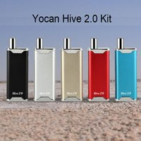 100% Original Yocan Hive Kit Yocan Hive 2. 0 Kit For Wax & Ju...