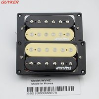 Electric guitar pickup zebra pick- up WLS WVHZ Humbuckers Pic...