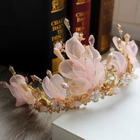 crowns tiaras beaded crown headpieces for wedding wedding he...