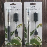 ego t vape stylo kit de démarrage 650 900 1100 mah evod ce4 vaporisateur blister kit 510 ecig réservoir e cigarette batterie prix