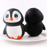 Cute Jumbo Squishy Cute Penguin Kawaii Animal Slow Rising Sw...