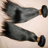 DHgate Factory 8A Virgin Straight Malaysian RAW Hair Weave W...
