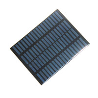 Hohe Qualität 1,5 Watt 18 V Polykristalline Solarmodul Modul System Solarzellen DIY Ladegerät Für 12 V Barttery 140 * 110 MM Epoxy Kostenloser Versand
