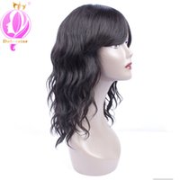 Body Wave Lace Front Brazilian Remy Human Hair Wigs 150% Den...
