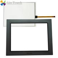 NEU AGP3500-T1-D24 AGP3500-T1-AFAGP3500-T1-AF-CA1M HMI-SPS TouchScreen UND Front-Label-Film Touchscreen und Frontlabel