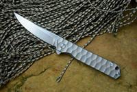 2017 Più Nuovo versione Vento (Y-START) guerriero pieghevole coltello di pietra lavaggio A161 A162 A163 campeggio coltello da caccia pieghevole coltello 1 pz freeshipping