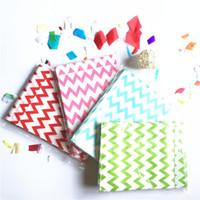Sacchetti di carta all'ingrosso-Candy per la festa di compleanno di compleanno Decorazione artigianale fai da te favore Wh
