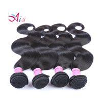 Бразильские Объемные Волосы Ткет Волосы Doulble Wefts 100% Реальные Человеческие Волосы Наращивание Волос