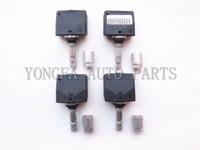 4x Schrader датчики давления в шинах TPMS для Citroen C5 C8 Peugeot 508 607 807 9634866180 96 348 661 80 433 МГц