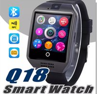 Q18 Smart Watch Bluetooth Wearable Curved Screen High Qualit...