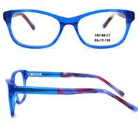 Очки мужские и женские ацетат оптические очки оправы Gafas Luenettebrill Oculos дизайнер старинные оправы для очков 160194