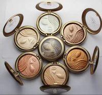 Frete Grátis 2019 Nova Maquiagem Rosto Ferver Em Pó Bronzer Extra Dimension Skinfinish Rosto Em Pó 10g! 12 Cores Diferentes! (6 PÇS / LOTE