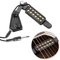 la nuova chitarra di alta qualità suono buco chitarra folk pick-up accessori per chitarra strumenti musicali