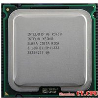 Wholesale- X5460 3. 16GHz 12M 1333Mhz Processor works on LGA7...