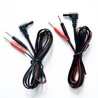 DC 2.35mm المكونات 2.0MM عشرات أسلاك الرصاص الكهربائي