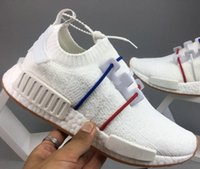Real picture NMD Runner R1 Primeknit PK France Low Men'...