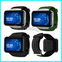 2. 2 inch Android Bluetooth Smart Watch DM98 MTK6572 Dual Cor...