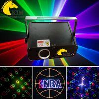 300mw RGB luz láser fuegos artificiales DMX proyector SD tarjeta Ishow dj luces / disco luz / KTV luz / luz pub / texto láser / luz de animación láser