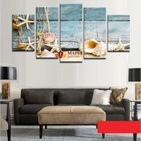 HD Canvas Print Home Decor Wall Art Painting Picture Sea She...