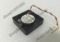 Freies Verschiffen für NMB 1604KL-04W-B59, M00 DC 12V 0.10A, 40x40x10mm 3-Draht 50mm Server Square Lüfter