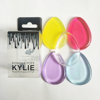 New Kylie puff silicone makeup sponges Silisponge Blender Se...